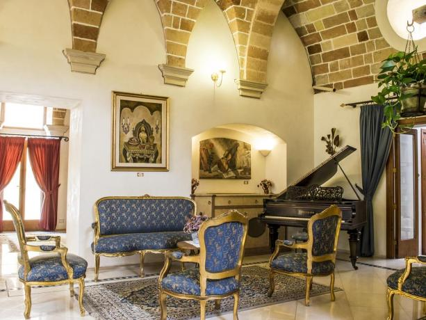 Elegante Hotel vicino Lecce in Puglia