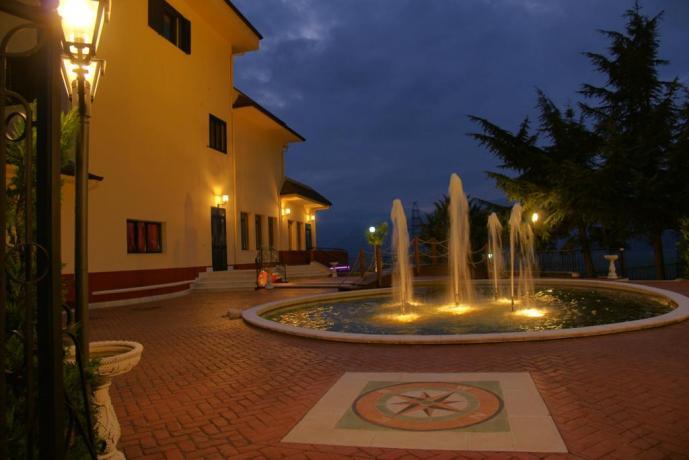Hotel4stelle con Reception 24 ore su 24 Artena-Lucana
