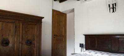 Camera Frantoio mobili antichi Umbri