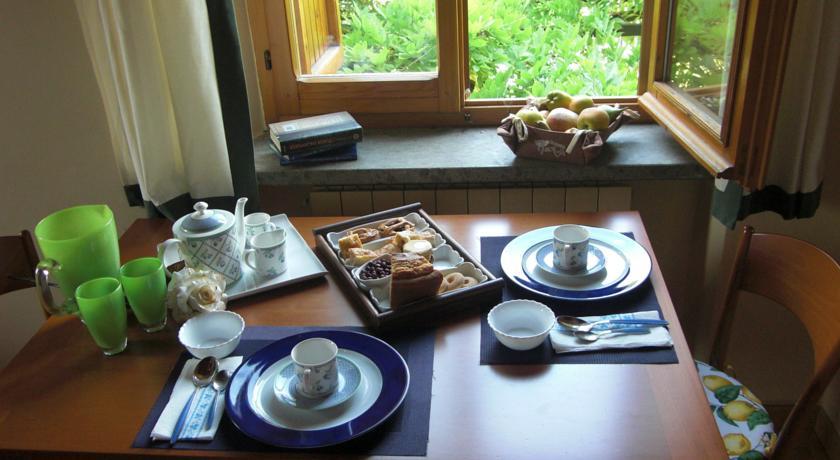 Abbondante prima colazione