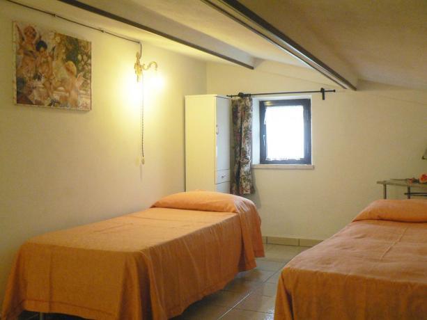 Casa Vacanza letti Singoli Monte Amiata Grosseto