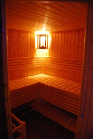 Centro benessere Resort con bagno turco a Castellana