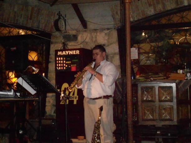 Serate musicali hotel Chiusi vicino Chianciano Terme