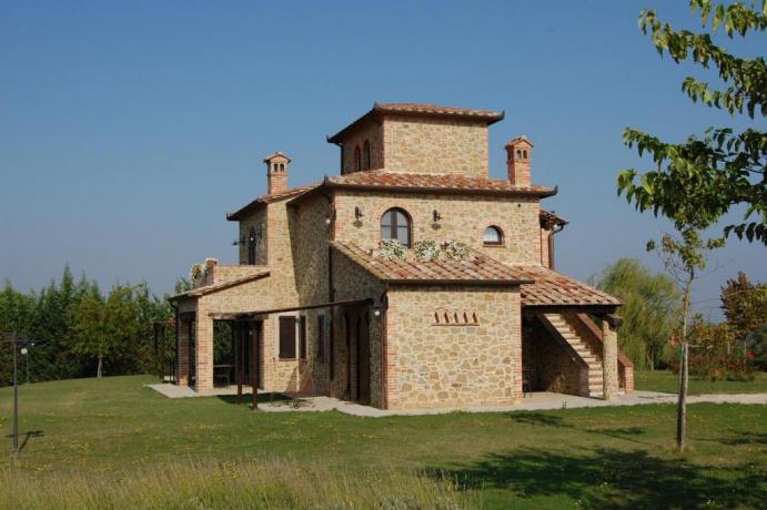 In Umbria Villa Lusso con Piscina e Suite