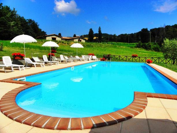 Appartamenti vacanza a Gubbio nella verde Umbria