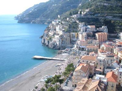 Last Minute Trip to Italy, Where to stay