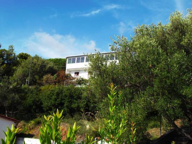 Bungalow e Appartamenti Vacanza nella Natura a Palinuro