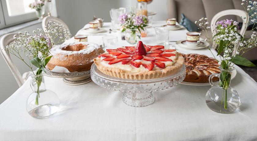 Ricca colazione a Buffet in Sicilia