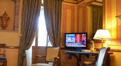 Camere con Tv Sat e Internet