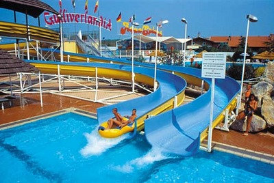Hotels near the waterpark Aquasplash in Italy