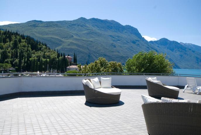 Hotel con solarium e vista panoramica, Trentino