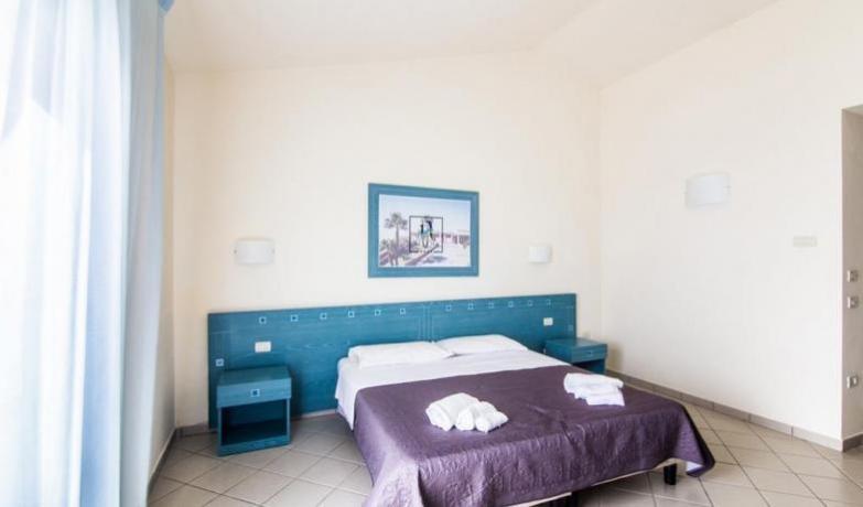 Camera Matrimoniale con Aria Condizionata-Arcella Village