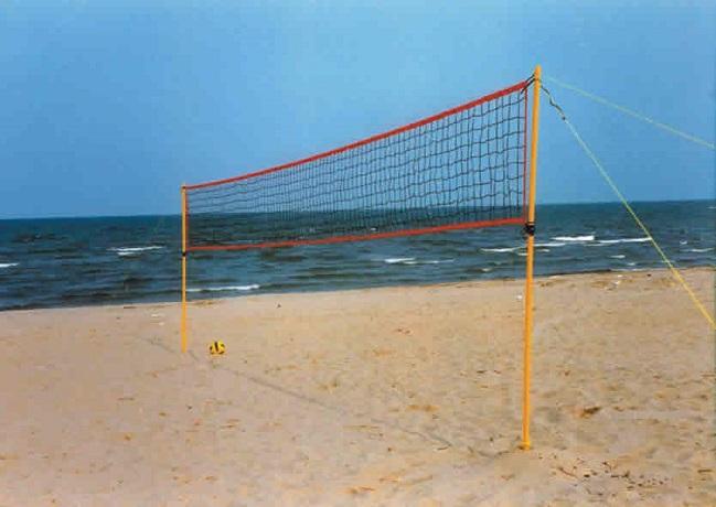 Campo di Beach Volley m.8×16