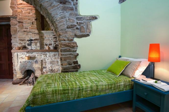 Casa vacanza con Camino in Basilicata