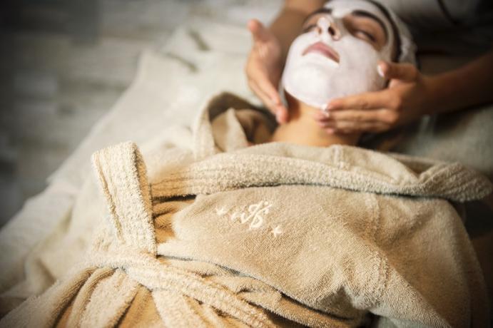Massaggi al Centro Benessere dell'hotel in Campania