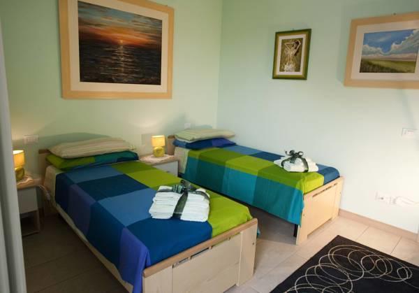 Appartamento Menta Selvatica camera doppia