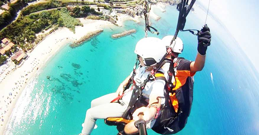 Coupon Regalo Volo Parapendio in Umbria