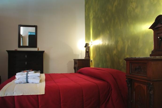 suite guttuso camera da letto