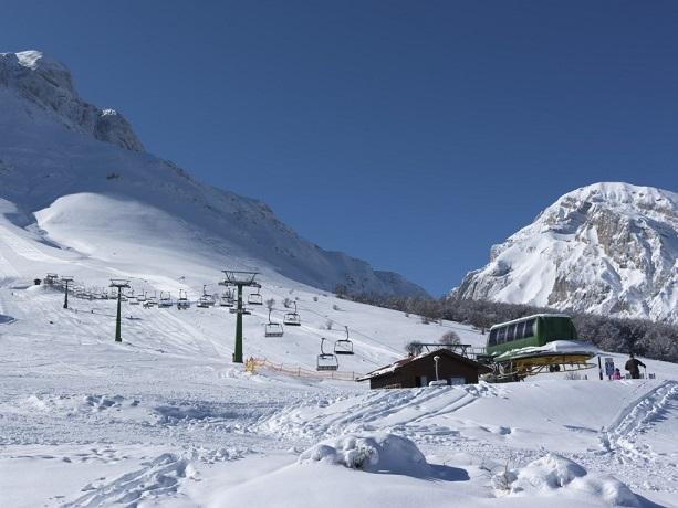 Vacanze invernali a Prati di Tivo