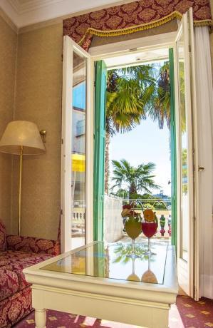 Appartamenti con balcone vista panoramica