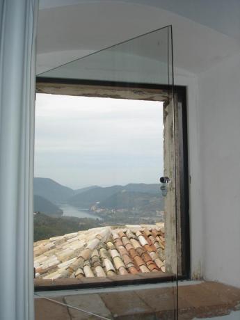 Appartamenti con finestra panoramica a Labro di Rieti