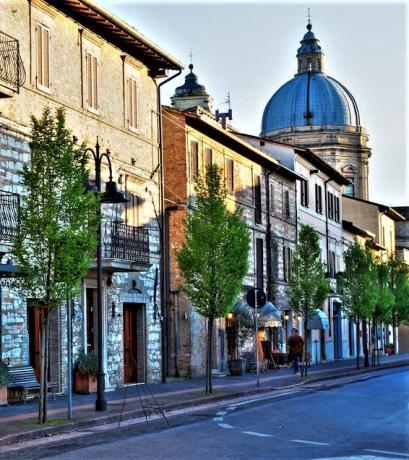 Appartamenti Vacanza vicino Assisi e Basilica S.M. Angeli