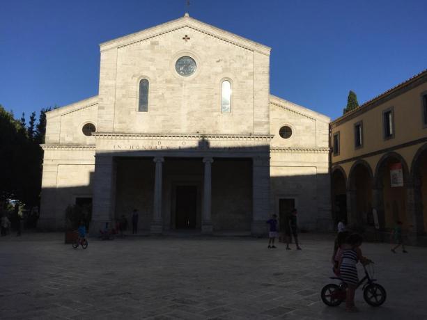 Il Duomo di Chiusi