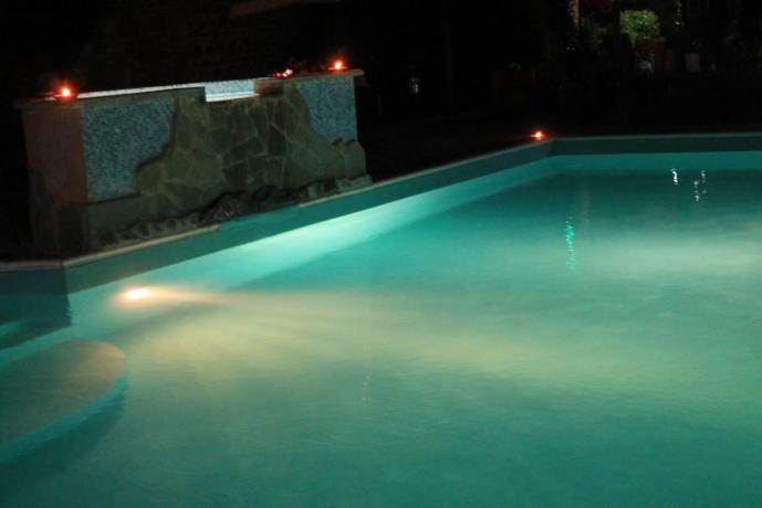 Agriturismo a Valfabbrica con piscina