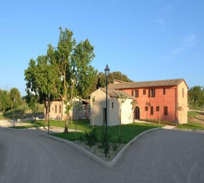 Esterno veduta Villaggio