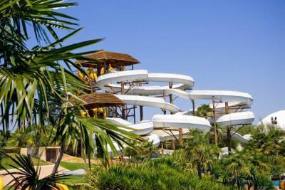 TOBOGA, Aqualandia the number one park in italy