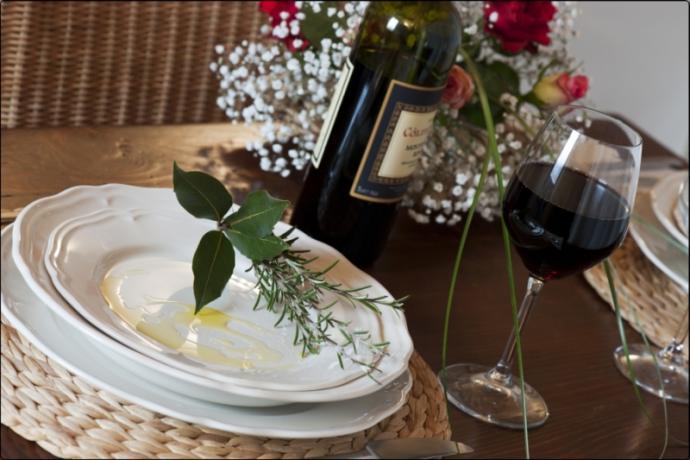 Agriturismo Umbria con degustazione Vini