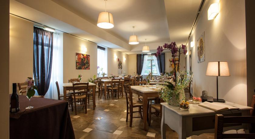 Hotel con Ristorante a Castel del Piano Grosseto