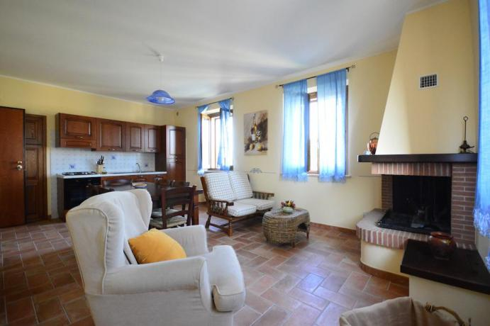 Appartamenti familiari solo 10 minuti da Spoleto