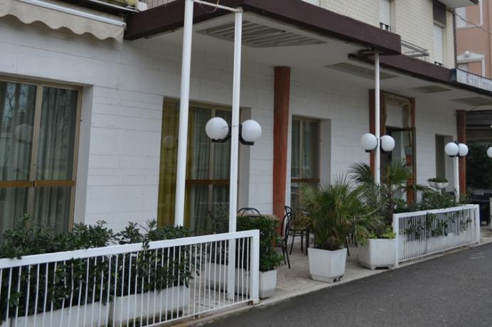 Hotel3Stelle a Rimini vicino Spiaggia e Centro
