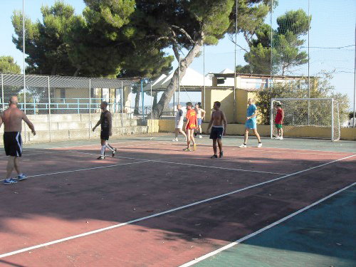 Campo da Calcetto e Tennis