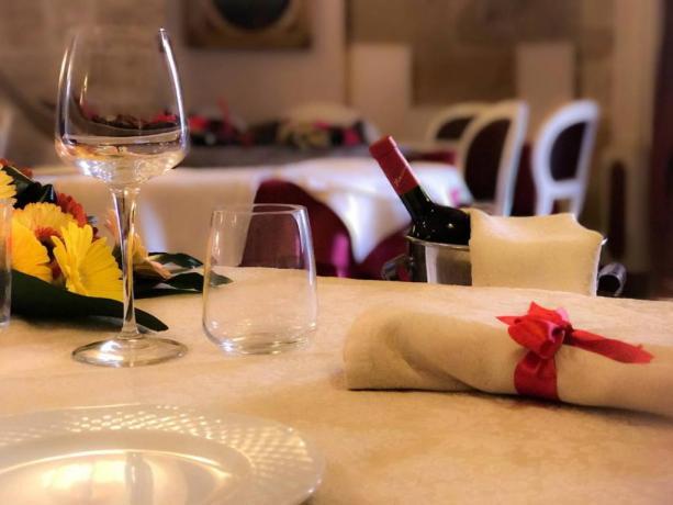 Percorsi enogastronomici all'hotel Antica Dimora del Salento