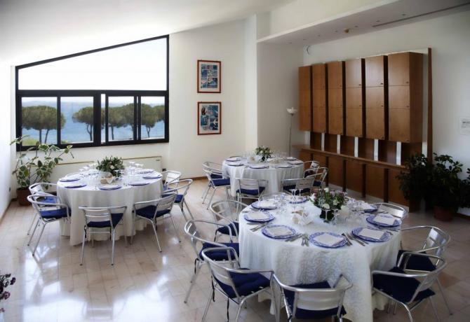 Sala Colazioni Hotel a Bracciano