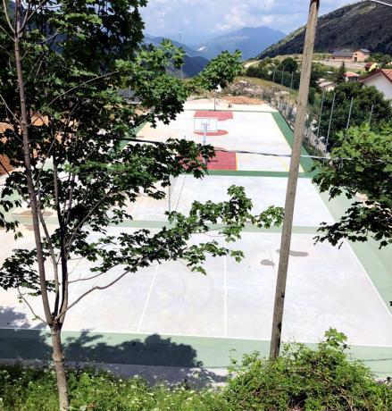 Campo Calcetto in hotel ideale ritiro sportivo