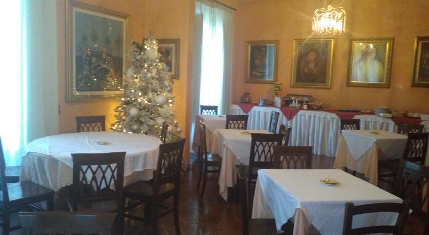 Accogliente ristorante dell'Hotel a Palermo