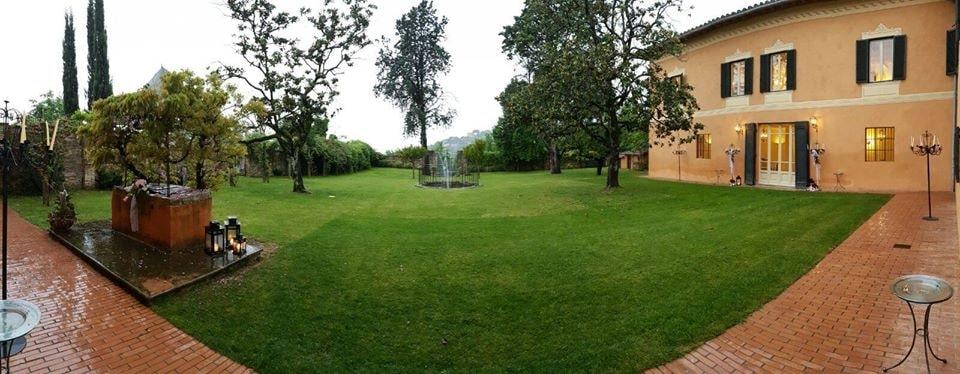 Residenza a Perugia con giardino privato e suite