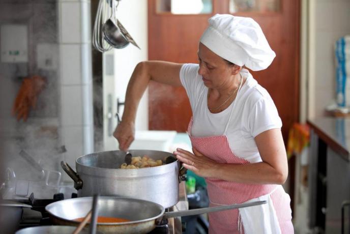 Ristorante Hotel Ascoli cucina Gluten Free