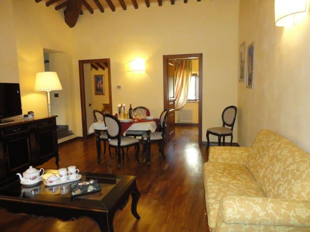 sala camera Hotel il Castello