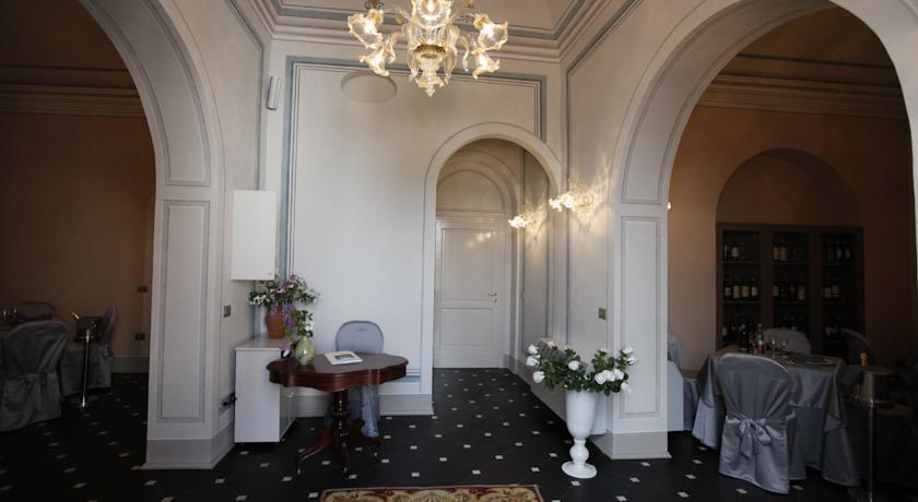 zona giorno suite matrimoniale Villa chianti toscana