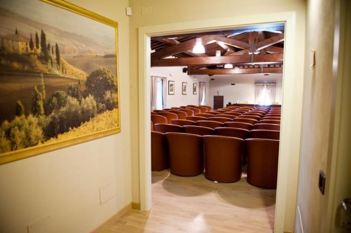 Location per eventi lavoro Umbria