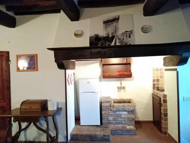 Appartamento vacanze con cucinotto Castiglione-del-Lago