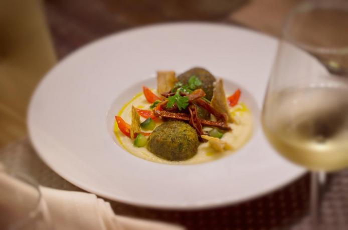Uno dei piatti della cucina tipica del Salento
