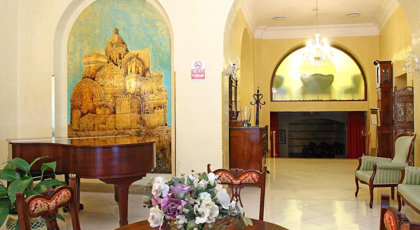 Hall Hotel in provincia di Trapani