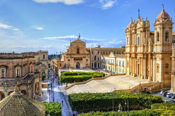 B&B a pochi minuti da Noto Sicilia Orientale