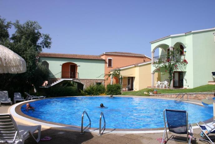 Appartamenti-Vacanza da 2/4/6 persone, piscina per Bambini