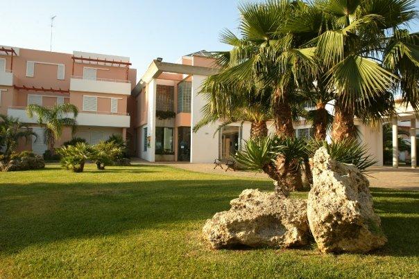 Residence per Vacanza in Puglia con giardino